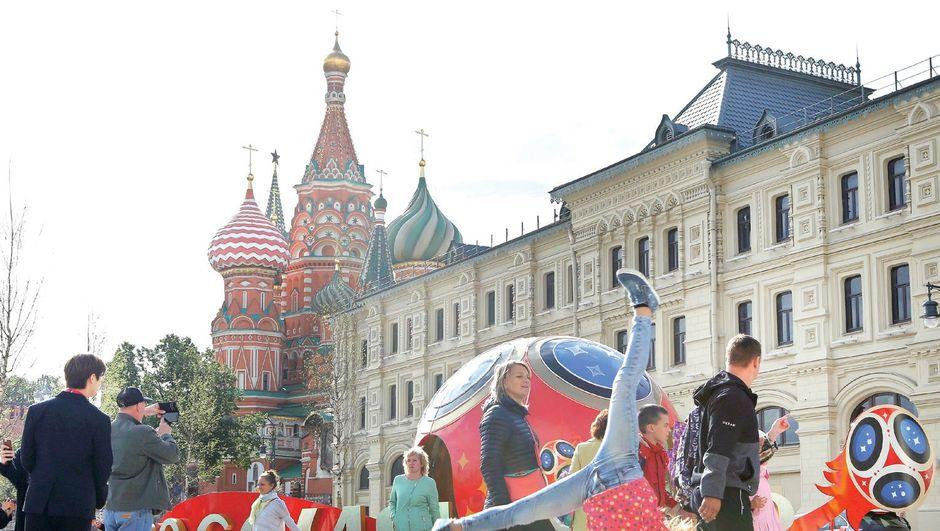 Rusya ekonomisine Dünya Kupası dopingi