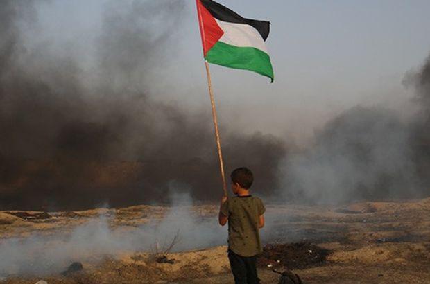BMGK'nın Filistin'i koruma kararı