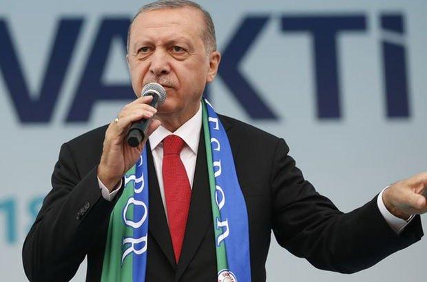 Son dakika! Cumhurbaşkanı Erdoğan'dan Demirtaş'ın adaylığı ile ilgili açıklama