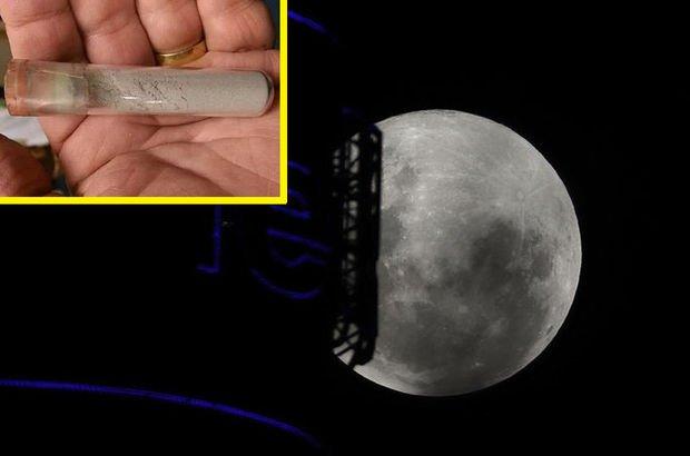 NASA'ya ay toprağı davası!