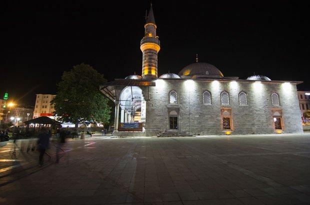 Erzurum'da bayram namazı saat kaçta