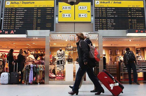 Almanya, tegel havalimanı