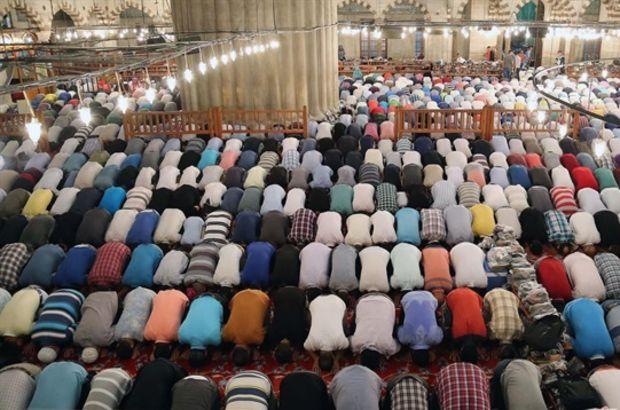 Aksaray'da Ramazan Bayram Namazı saati