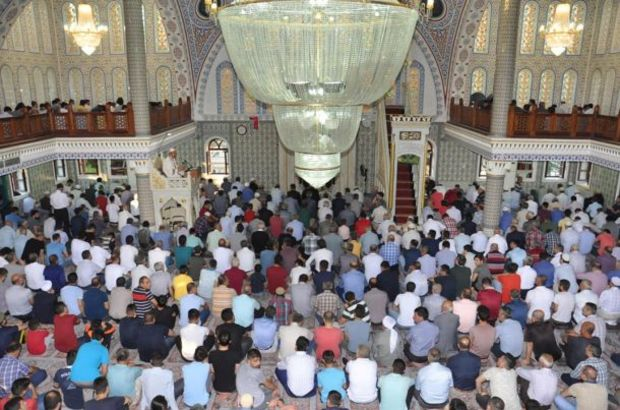 Batman'da Ramazan Bayram Namazı saati