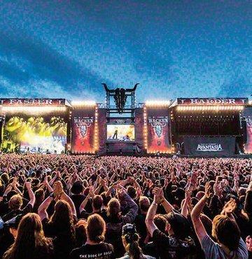 Avrupa'da 5 metal festivali