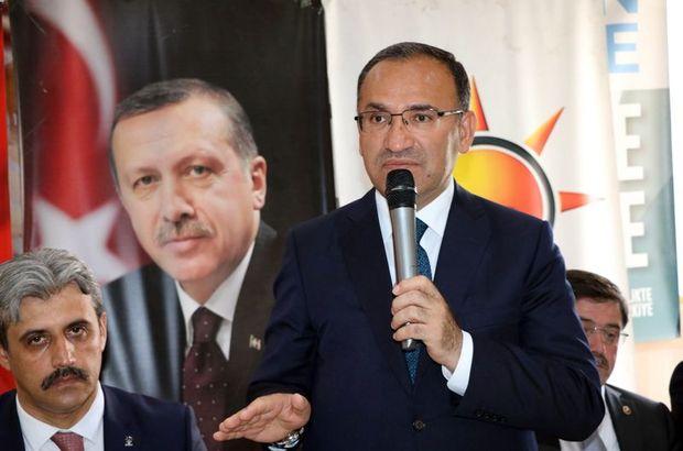 Bozdağ'dan CHP'nin o iddialarına yanıt!