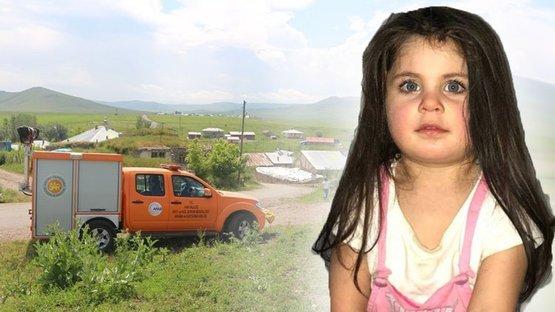 Bayramlaşmak için dedesinin köyüne gitmişti... 4 yaşındaki Leyla kayıp