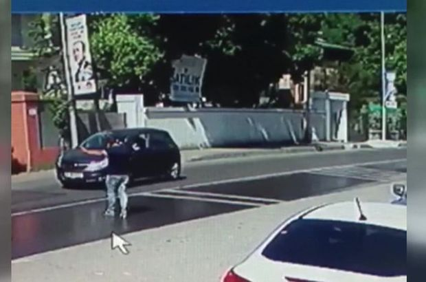 Akılalmaz kaza! Kimse gözlerine inanamadı