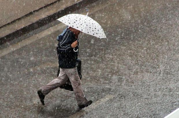 Hava durumu son dakika! Meteoroloji'den tatilcilere kritik uyarı (16 Haziran Hava Durumu)