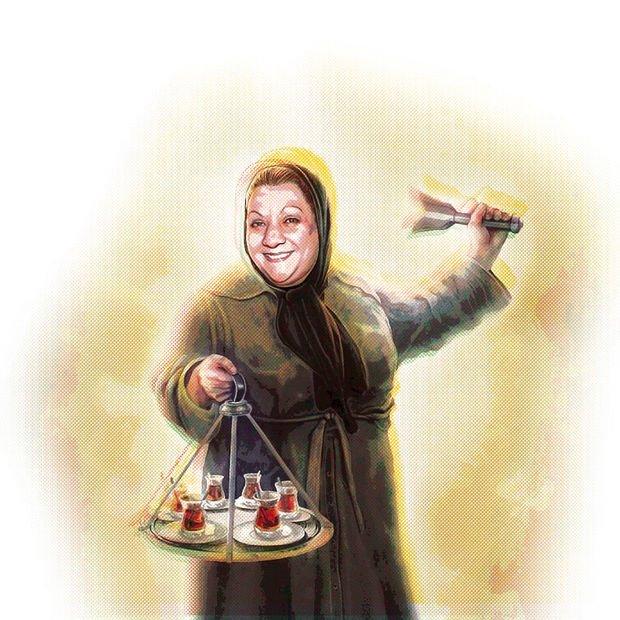 Adile Naşit; Masalcı Teyze'nin doğum günü