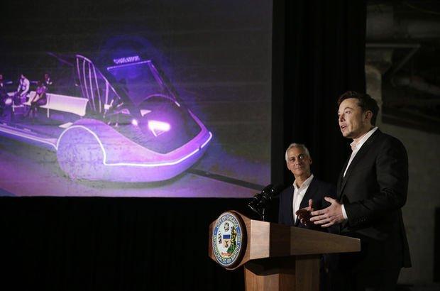 Elon Musk 25 milyon dolarlık hisse aldı