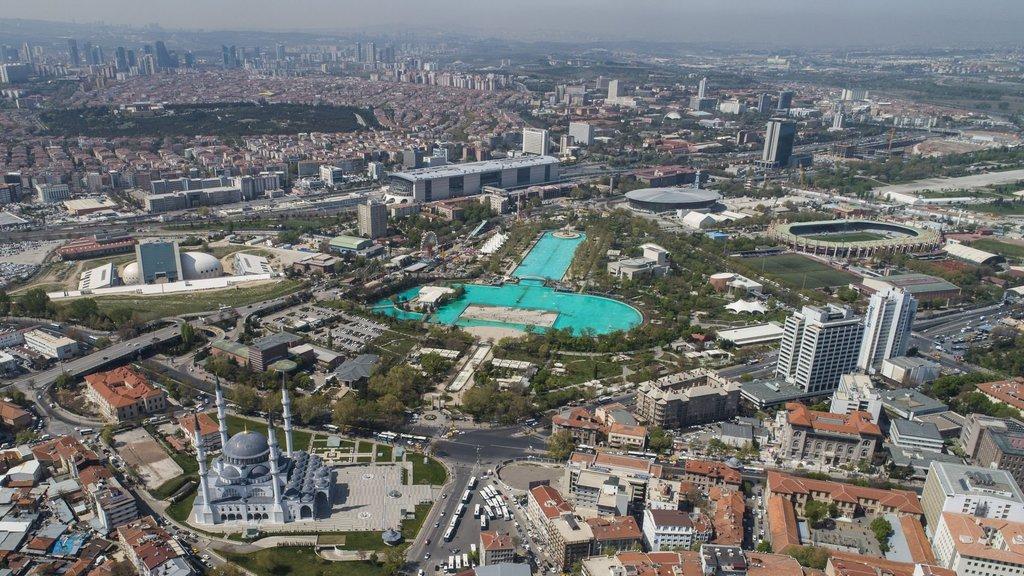 O daireler Ankara'da tamamen yasaklandı