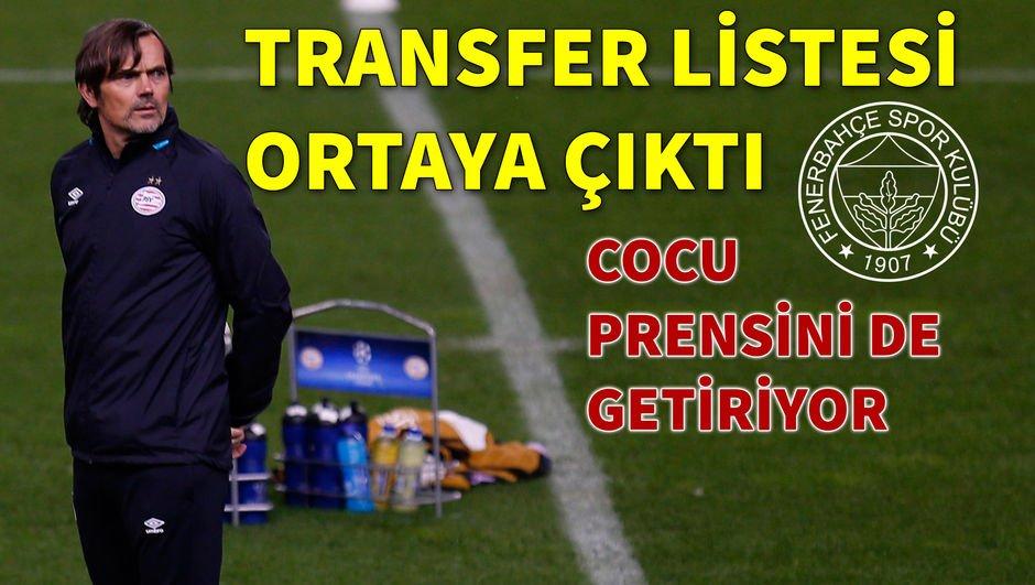 Fenerbahçeden son dakika transfer haberleri!