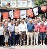 CHP Genel Başkan Yardımcısı Bülent Tezcan, partisince Cumhuriyet Meydanı'nda düzenlenen mitingde yaptığı konuşmada, meydandaki coşkulu kalabalığın coşkusunu 25 Haziran sabahında büyüterek sürdüreceklerini belirtti