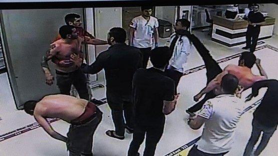 Doktoru tekme tokat dövdüler!