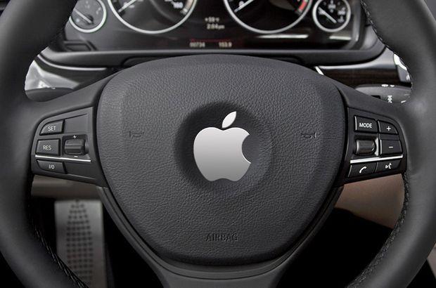 apple sürücüsüz araç mühendis