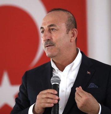 Dışişleri Bakanı Mevlüt Çavuşoğlu, Türk Silahlı Kuvvetleri
