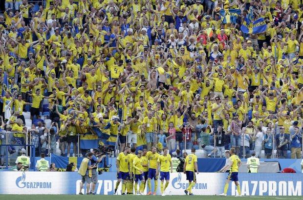 İsveç - Güney Kore