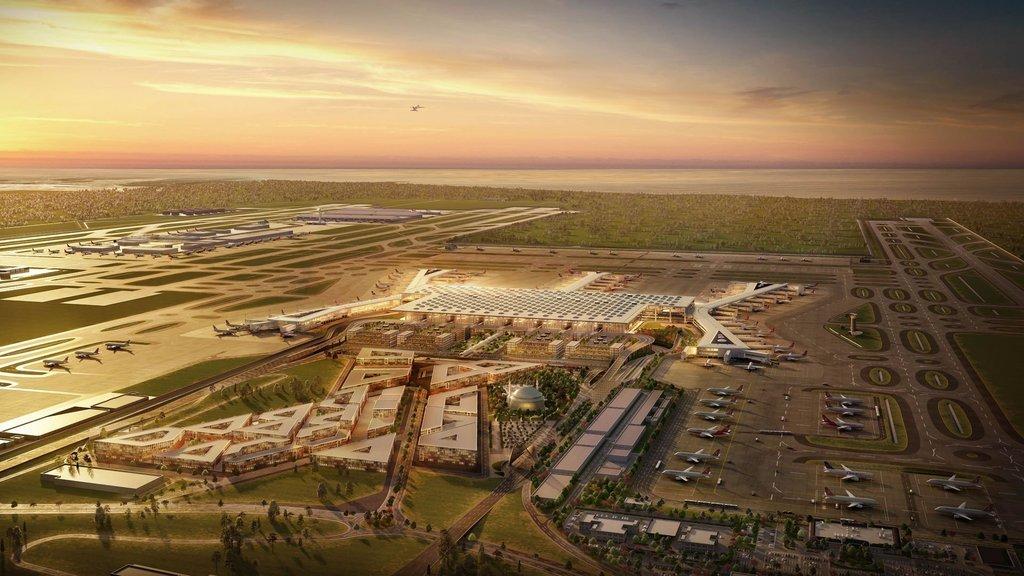 Yeni Havalimanı'na ilk inişin tarihi açıklandı
