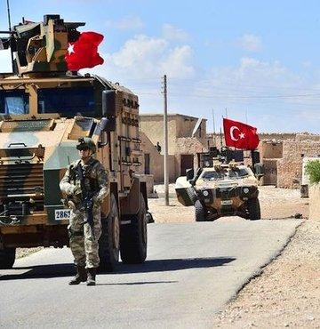 Son dakika... ABD ile uzlaşma çerçevesinde Türk askerinin Münbiç