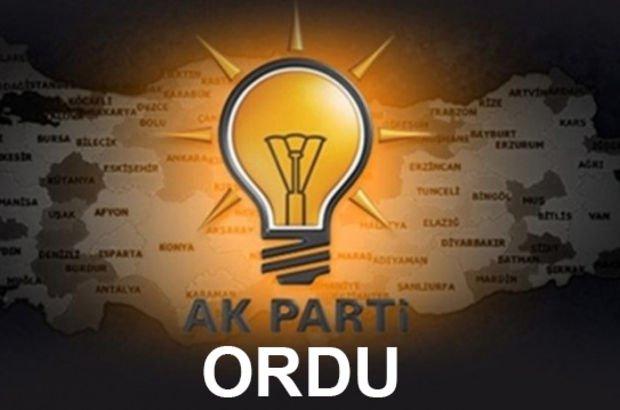 Ordu AK Parti milletvekili aday listesi 2018! AK Parti Ordu milletvekili adayları