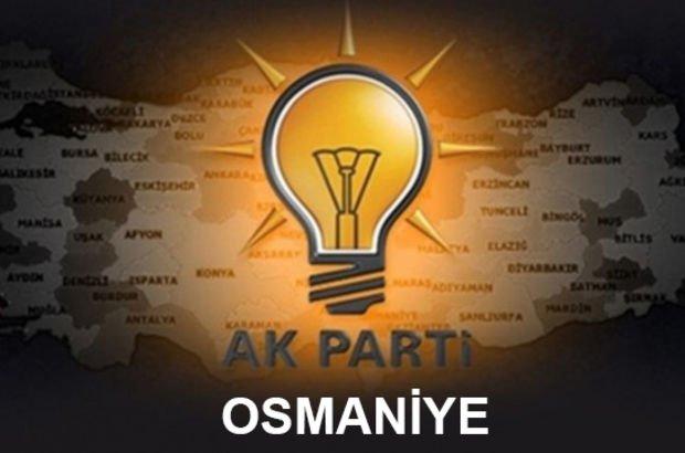 osmaniye ak parti millet vekili