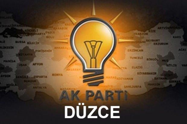 Düzce AK Parti milletvekili aday listesi! İşte 2018 Düzce AK Parti milletvekilleri