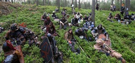Hobbit'ler Orta Dünya'da buluştu