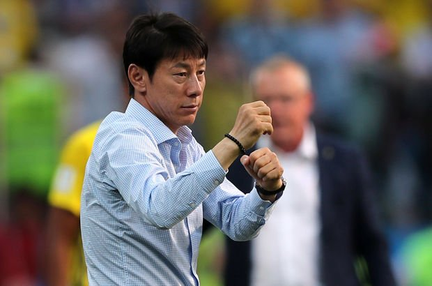 Güney Kore Teknik Direktörü