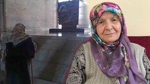 Ata'ya şiir için 86 yıl bekledi! Ezberlediği şiiri Anıtkabir'de okudu