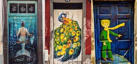 İspanyol fotoğrafçı Madeira Adaları'nın kapılarını fotoğrafladı!