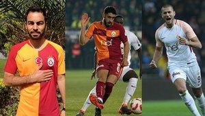 Galatasaray yönetiminden Selçuk, Eren ve Tolga'ya: İndirime gidin