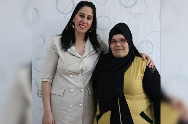 150 kiloluk kadın doğum yaptı!