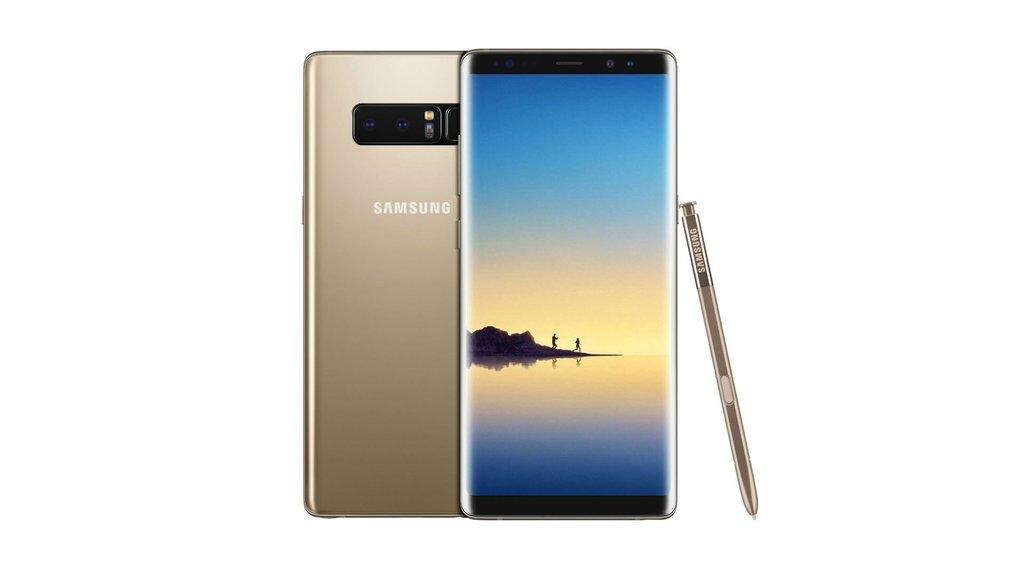 Samsung bir ilki gerçekleştiriyor! 512 GB'lık akıllı telefon!