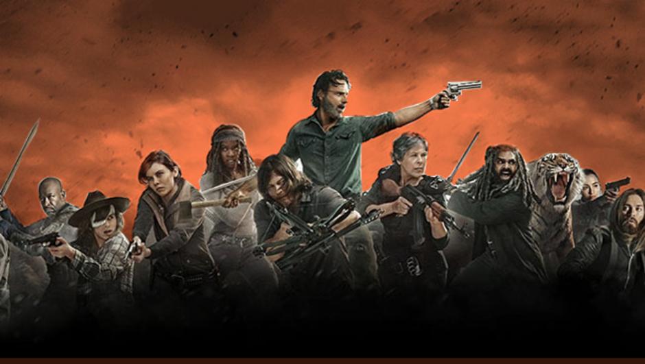 Jon Bernthal The Walking Dead'e geri dönüyor