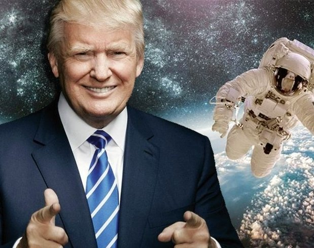 Trump, 'Uzay Ordusu' kuruyor