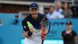 Murray kortlara mağlubiyetle döndü