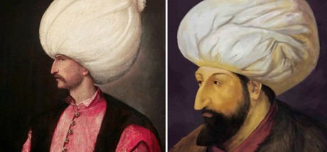 Osmanlı padişahlarının meslekleri!