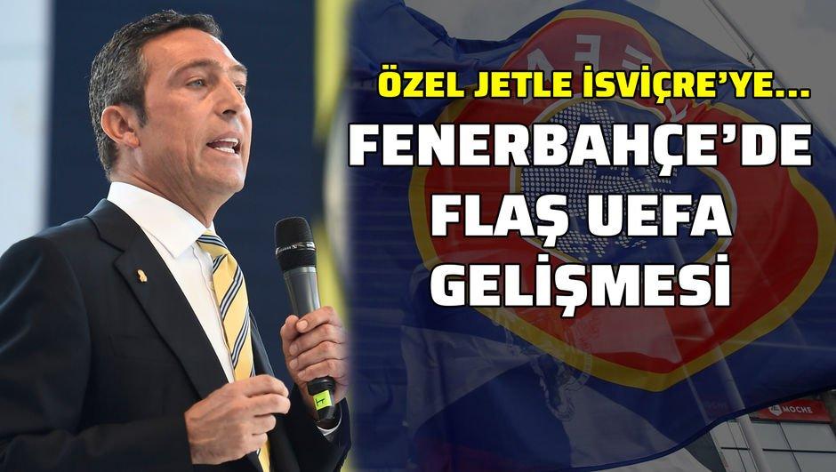 Flaş UEFA gelişmesi!