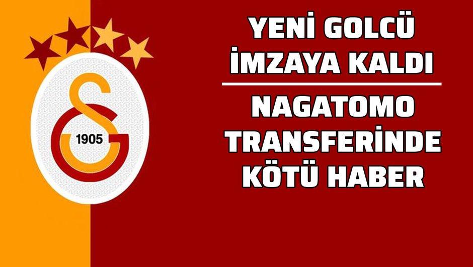 Nagatomo transferinde kriz!