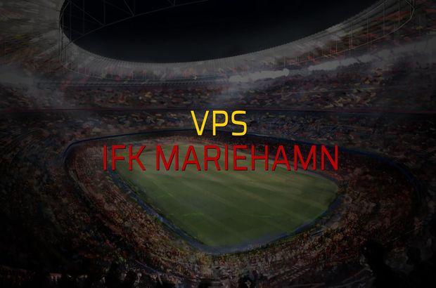 VPS - IFK Mariehamn maçı heyecanı