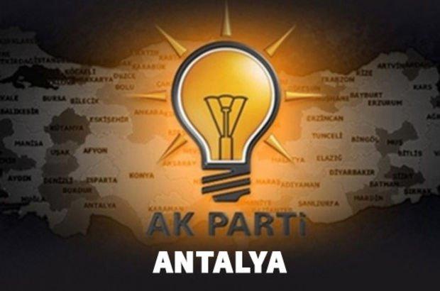Antalya AK Parti milletvekili aday listesi 2018! İşte AK Parti'nin Antalya için milletvekili adaylar