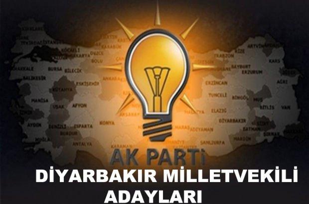 Diyarbakır AK Parti milletvekili aday listesi! AK Parti'nin Denizli milletvekili adayları