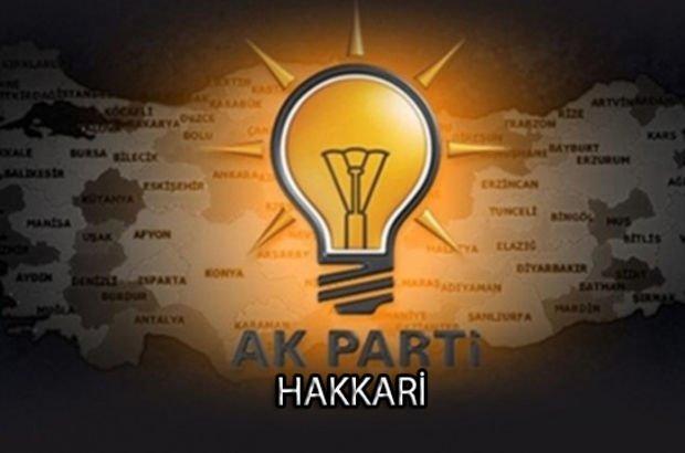 Hakkari AK Parti milletvekili adayları kimler? İşte AK Parti'nin milletvekili adayları