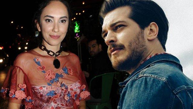 Çağatay Ulusoy ile sevgilisi Duygu Sarışın, Ege'de stres atıyor! Duygu Sarışın kimdir? - Magazin haberleri