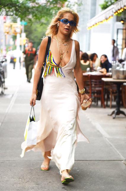 Rita Ora'nın cesur tercihi - Magazin haberleri