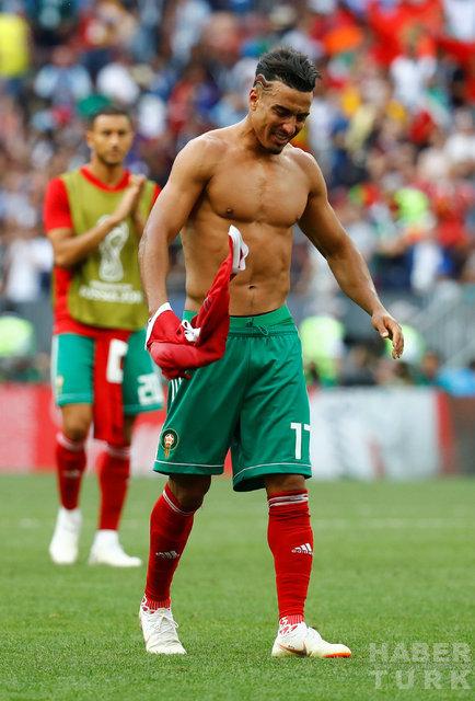 Nabil Dirar gözyaşlarını tutamadı (Dünya Kupası haberleri)