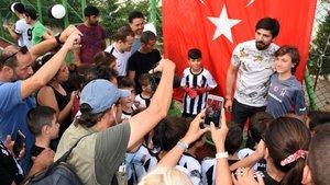 Bodrum Beşiktaş Futbol Okulu açıldı