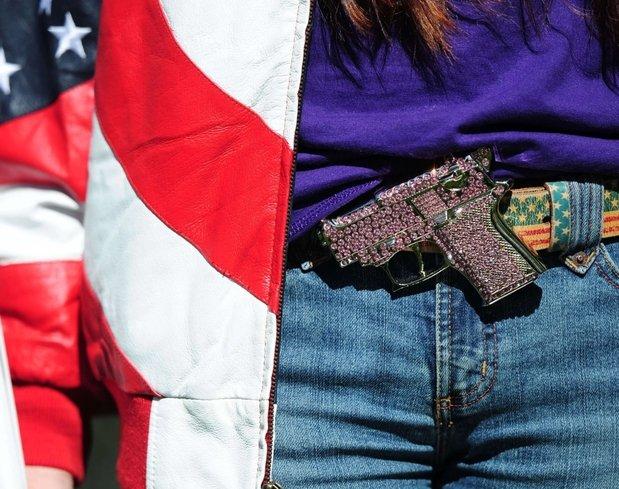 ABD'de silah sayısı ülke nüfusundan fazla