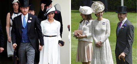 Meghan Markle Kate Middleton'ın izinden mi gidiyor?